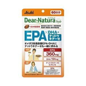 ディアナチュラスタイル EPA*DHA+ナットウキナーゼ 6...