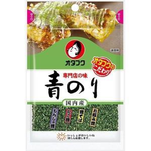 オタフク 専門店の味 青のり ( 2g )|soukai