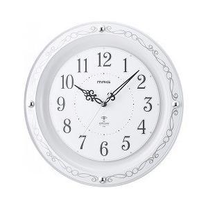 電波時計 セルマン W-664 WH ( 1台 )|soukai