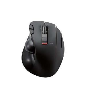 マウス操作をしても手首の疲れにくい 【EX-G】ワイヤレストラックボール