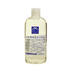 M mark 台所用液体せっけん ( 300mL )/ M mark(エムマーク) ( 松山油脂 キッチン用洗剤 )