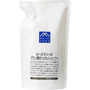 M mark ローズマリーのアミノ酸せっけんシャンプー 詰替用 ( 550mL )/ M mark(...