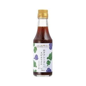 生活の木 スーパーフード 白チアシードとスピルリナのとろみぽん酢 ( 200mL )