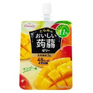 おいしい蒟蒻ゼリー マンゴー味 ( 150g )...