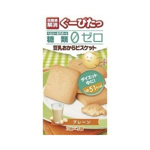ぐーぴたっ 豆乳おからビスケット プレーン (...の関連商品2