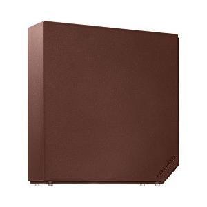 外付ハードディスク HDEL-UTBシリーズ チョコレート 3TB HDEL-UT3BRB ( 1台入 )