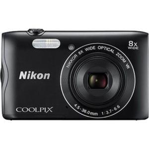 ニコンデジタルカメラ クールピクス A300 ブラック ( 1台 )/ クールピクス(COOLPIX)