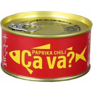 岩手県産 サヴァ缶 国産サバのパプリカチリソース味 ( 17...