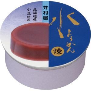 井村屋 缶水ようかん 煉 ( 83g )...