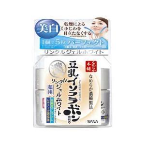 サナ なめらか本舗 薬用リンクルジェル ホワイト ( 100g )/ なめらか本舗 ( オールインワ...