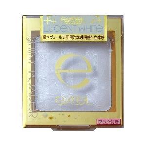 エクセル シャイニーパウダー N SN04 ルーセントホワイト ( 1コ入 )/ エクセル(exce...