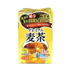 愛媛県産プレミアム麦茶ティーバッグ ( 7g*26パック )