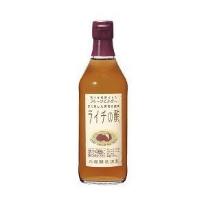 フルーツビネガー ライチの酢 ( 360mL )/ 内堀醸造