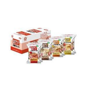 アマノフーズ めざまし朝スープ 4種アソートセット ( 1セット )/ アマノフーズ ( インスタント 味噌汁 )