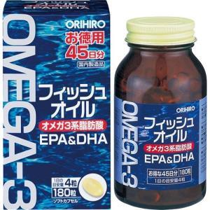 フィッシュオイル/ダイエットサプリメント/ブランド:オリヒロ(サプリメント)/【発売元、製造元、輸入...