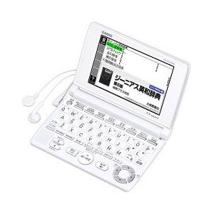 カシオ電子辞書 エクスワード XD-SC4300 ( 1台 )/ エクスワード(EX-word)|soukai