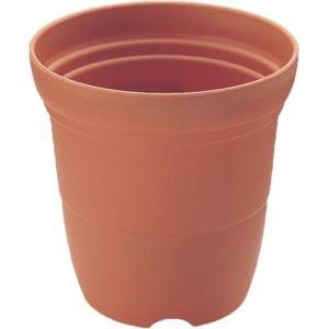 カラーバリエ 長鉢 5号 ブラウン ( 1コ入 ...の商品画像