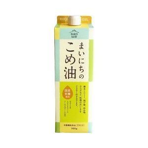 まいにちのこめ油 ( 900g )/ 三和油脂|soukai