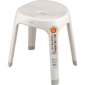 エミール 風呂イスS35 ホワイト ( 1コ入 )/ エミール|soukai