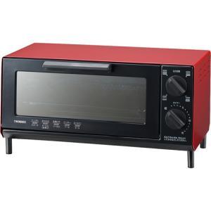 ツインバード オーブントースター TS-4035R レッド ( 1台 )/ ツインバード(TWINBIRD)|soukai