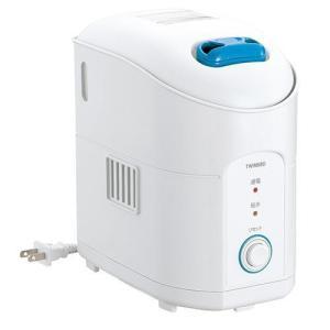 ツインバード パーソナル加湿器 ホワイト SK-4974W ...