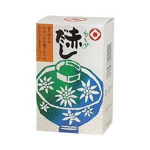 日本食品工業 赤だし味噌汁 ( 9g*6 ) ( インスタント 味噌汁 )
