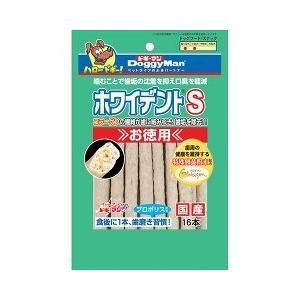 ドギーマン ホワイデントスティック Sサイズ お徳用 ( 16本入 )/ ホワイデント ( 国産 )