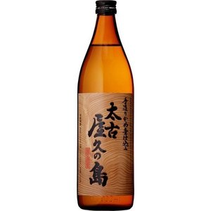 太古屋久の島 25度 ( 900ml )/ 本坊酒造