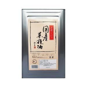 平田 国産菜種油 ( 16.5kg )