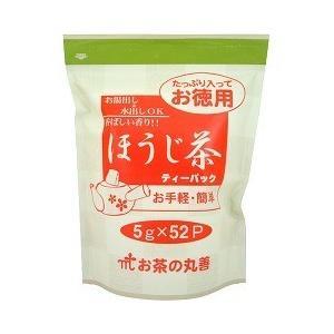 お徳用ほうじ茶 ティーパック ( 5g*52袋入 ) ( お茶 )
