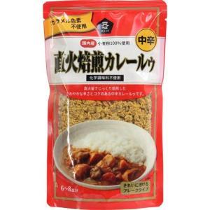 ムソー 直火焙煎カレールゥ・中辛 10377 ( 170g )