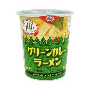 タイの台所 グリーンカレーラーメン カップ ( 1コ入 )/ タイの台所