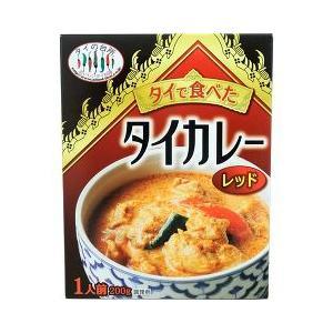 タイの台所 タイで食べたタイカレー レッド ( 200g )/ タイの台所