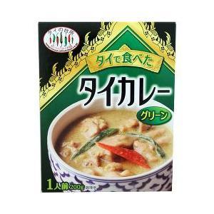 タイの台所 タイで食べたタイカレー グリーン ( 200g )/ タイの台所