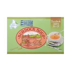 ゴボウ スープ