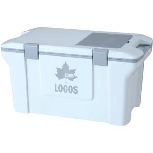 (企画品)ロゴス アクションクーラー50 ホワイト ( 1コ入 )/ ロゴス(LOGOS) ( クーラーボックス キャンプ用品 アウトドア )|soukai