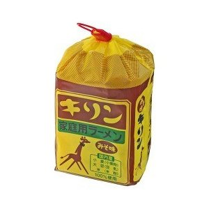 キリンラーメン みそ味 ( 6食入 )