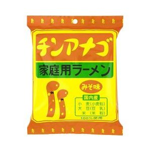 (訳あり)チンアナゴラーメン みそ味 ( 92g )...