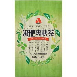 アートフーズ 減肥爽快茶ティーパック ( 4g*20袋入 )/ アートライフ