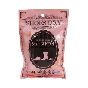 靴用乾燥剤 シューズドライ 男女兼用 ( 4コ入 )...