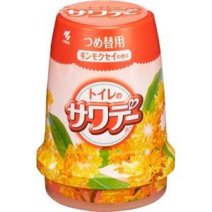 サワデーつめ替 こころ安らぐキンモクセイの香り ( 140g )/ サワデー ( 消臭剤 )