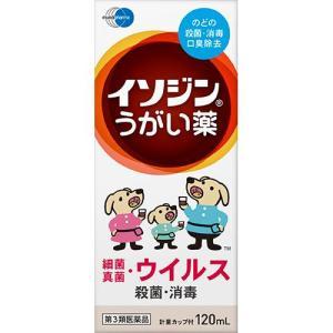 (第3類医薬品)イソジンうがい薬 ( 120mL )/ イソ...