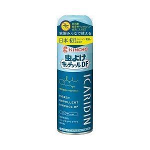 虫よけ キンチョールDF パウダーイン 無香料 ( 200mL )/ キンチョール
