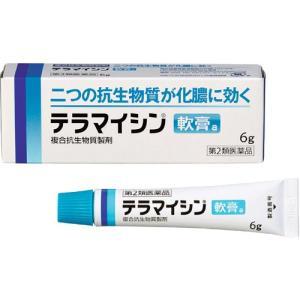 (第2類医薬品)テラマイシン軟膏a ( 6g )|soukai