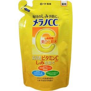 メラノCC 薬用しみ対策 美白化粧水 つめかえ用 ( 170mL )/ メラノCC ( しみ そばかす 化粧水 スキンケア )
