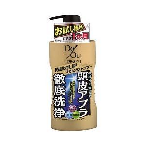 【在庫限り】デ・オウ 薬用スカルプケアシャンプー 企画品 ( 300mL )/ デ・オウ