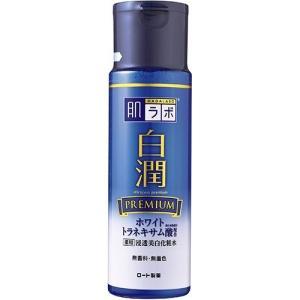 (訳あり)肌ラボ 白潤プレミアム 薬用浸透美白化粧水 ( 170ml )/ 肌研(ハダラボ) soukai
