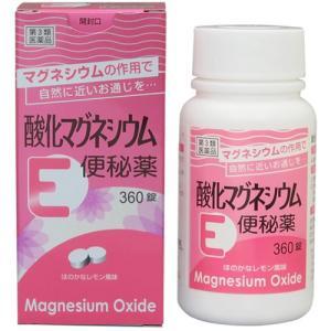 (第3類医薬品)酸化マグネシウムE便秘薬 ( 360錠 )/ ケンエー|soukai