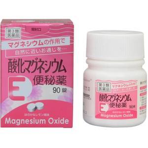 (第3類医薬品)酸化マグネシウムE便秘薬 ( 90錠 )/ ケンエー|soukai