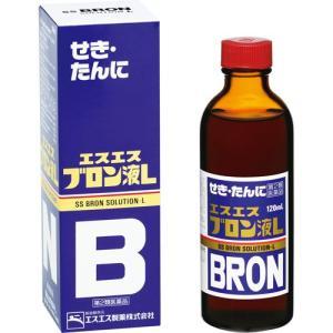 (第2類医薬品)エスエス ブロン液 L ( 120mL )/ ブロン